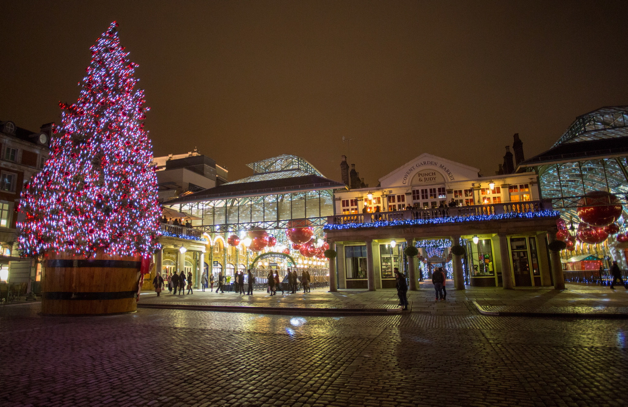 5 Must Visit Christmas Markets In London