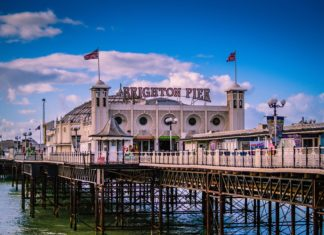Best 5 Places Never Miss in Brighton