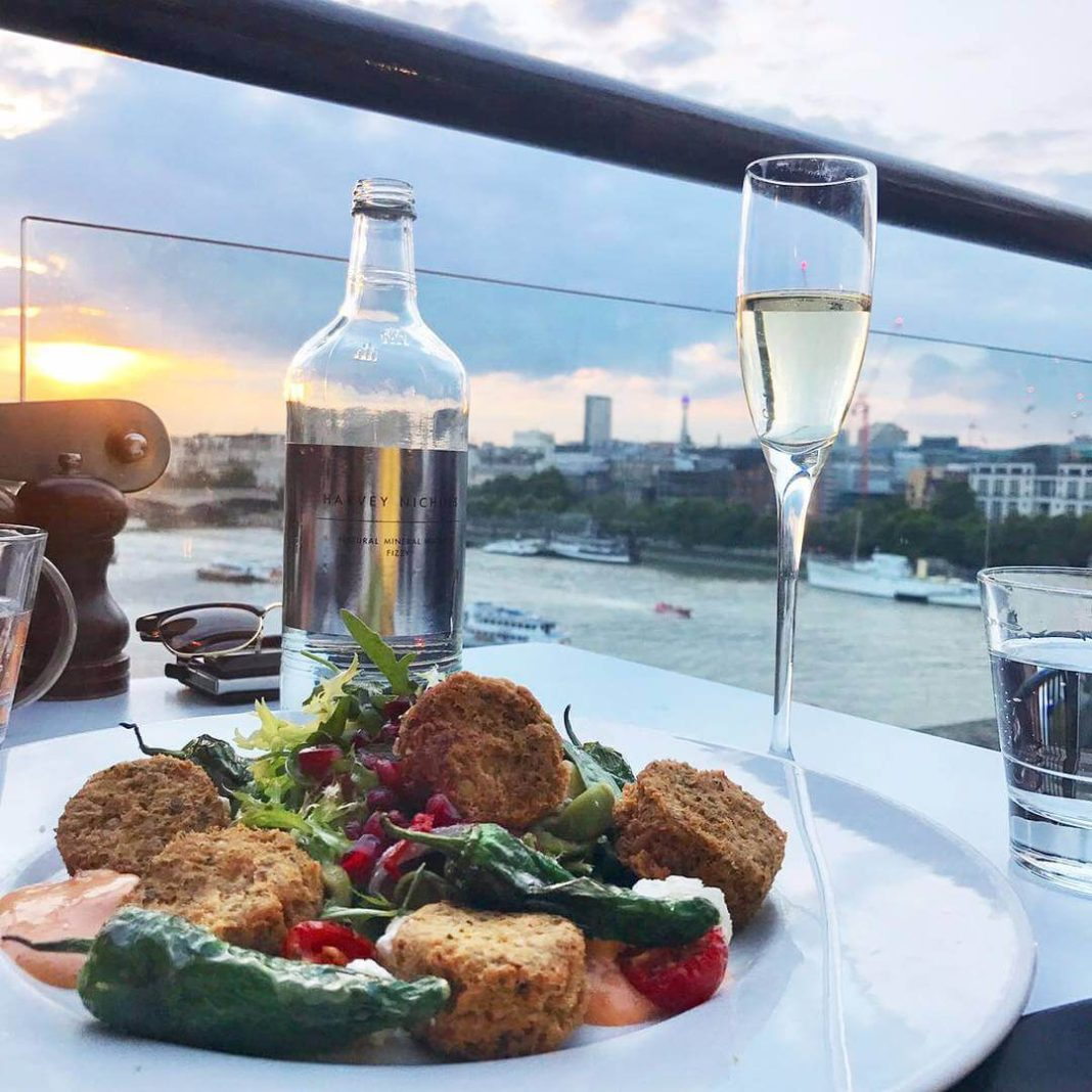 Top 5 Restaurants with Best Views in London