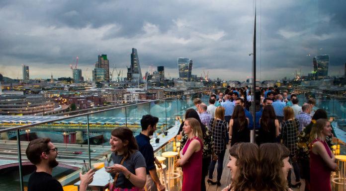 Top 5 Riverside Bars in London