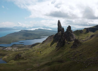 5 Highest Mountain Peaks in United Kingdom