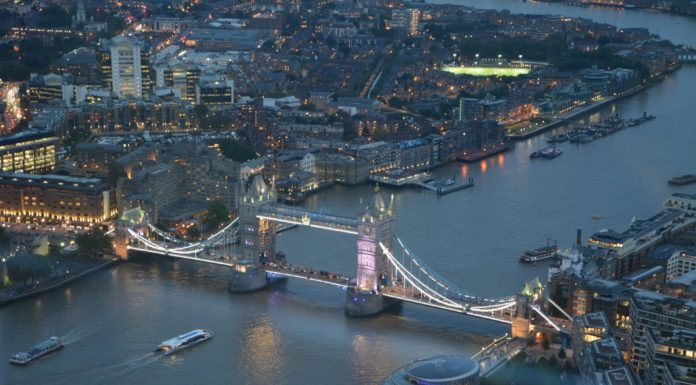 Top 5 Beautiful Bridges in United Kingdom